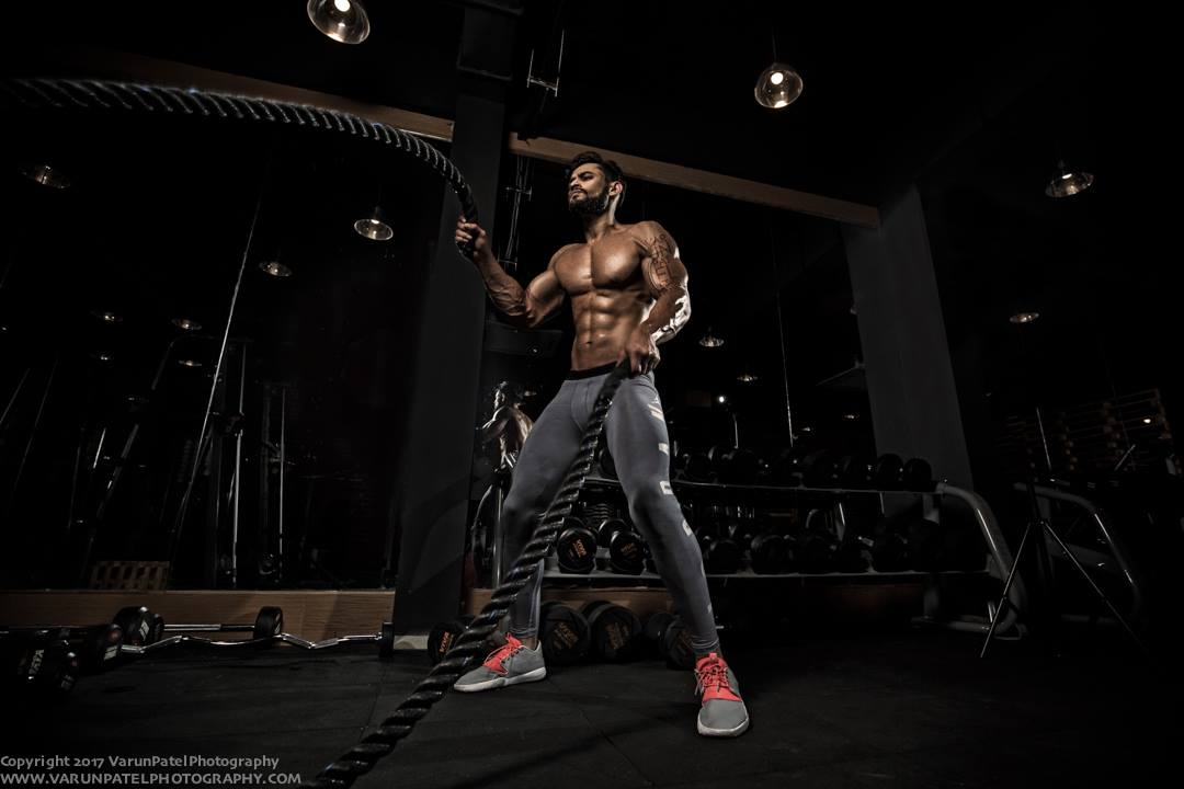 Best Fitness Photographer From Ahmedabad, Gujarat, India.
