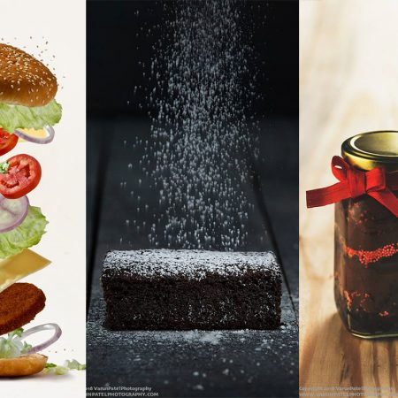A commercial food photographer from Ahmedabad India – Varun Patel
