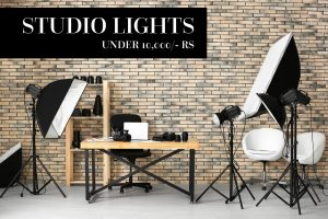 BUDGET STUDIO LIGHTS