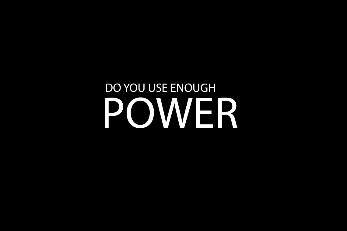 How much power do you actually need? – Understand your flash power requirements