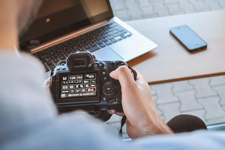 Online courses for photography & photoshop fundamentals
