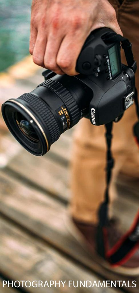 Online course for photography