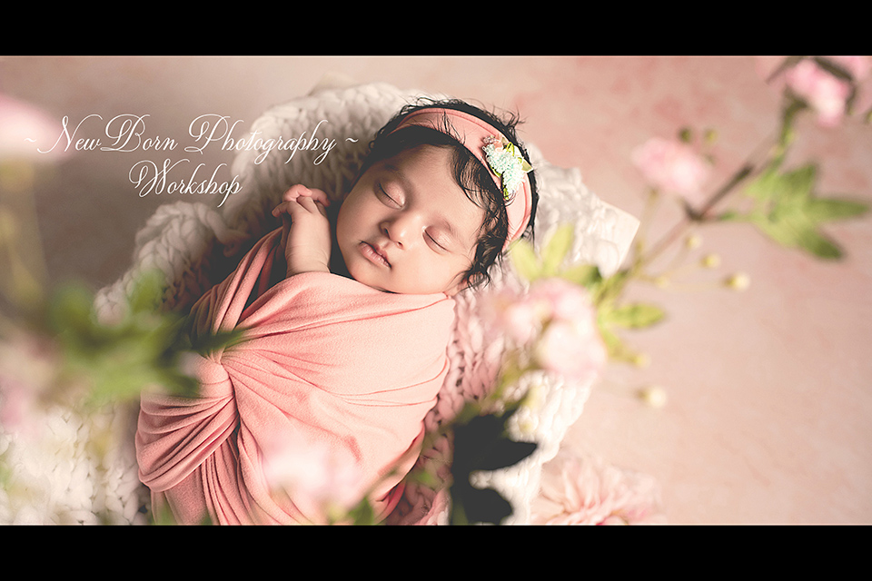Newborn Photography Workshop – Varun Patel