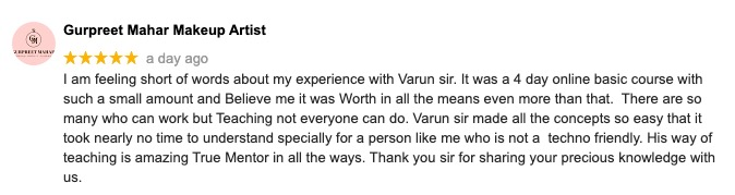 Varun Patel Photography Review