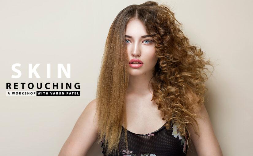 Skin retouching course