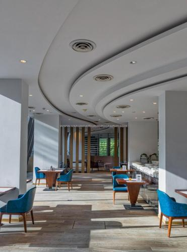 Hotel interior photography in ahmedabad