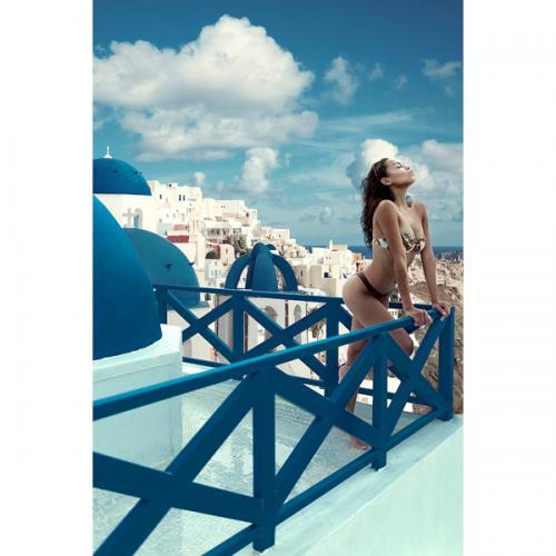 Swimwear designer shoot india